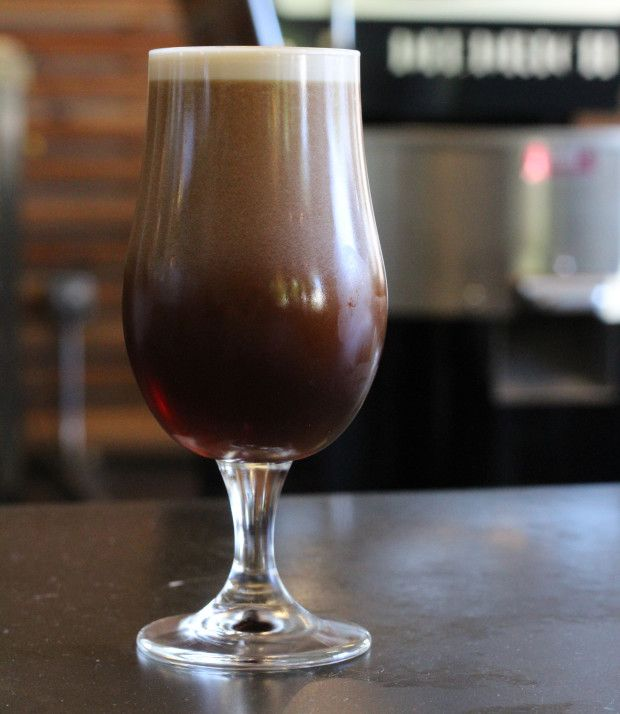 Nitro, Our New Favorite Iced Coffee, Is Served on Tap and Tastes Like Beer photo