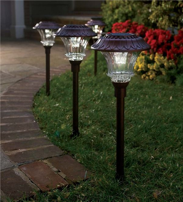 10 Best Ideas About Path Lights On Pinterest Tree Of