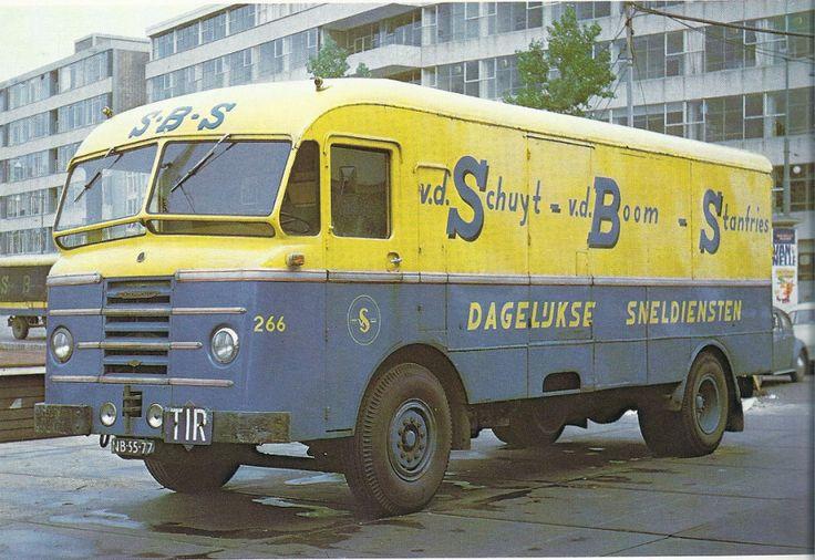 1952 Kromhout V6VB NB-55-77