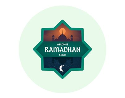 "Check out new work on my @Behance portfolio: ""Ramadhan 1437H"" http://be.net/gallery/37305445/Ramadhan-1437H"