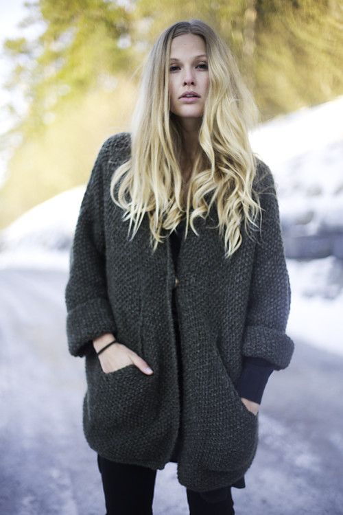 Maria Skappel // winter look