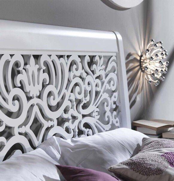 Ажурные изголовья кровати - Дизайн интерьеров | Идеи вашего дома | Lodgers