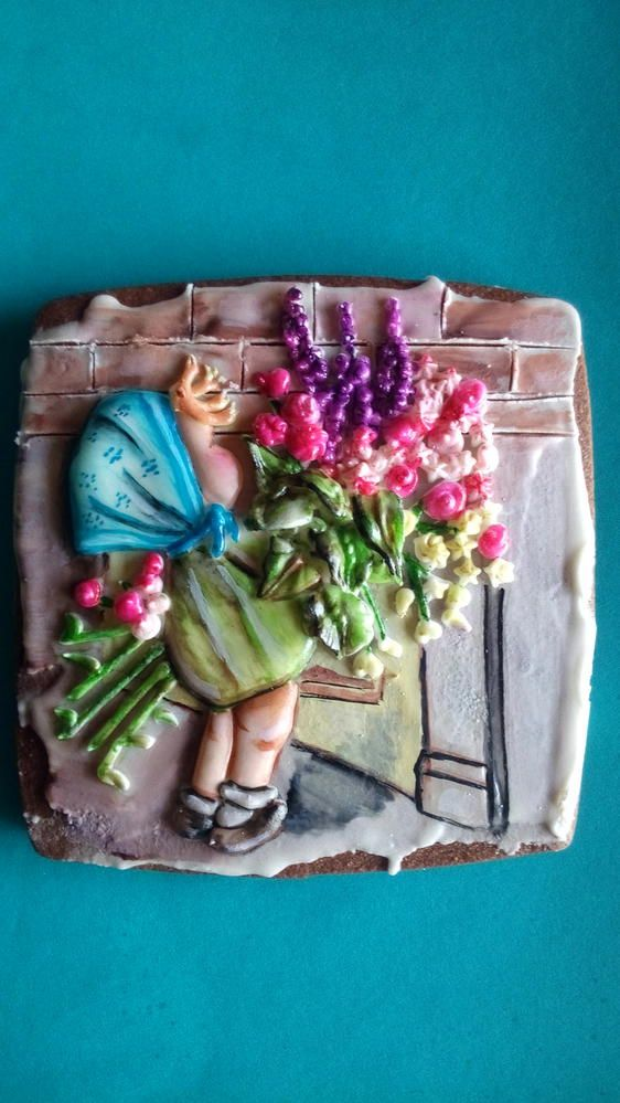 Te regalo flores | Cookie Connection