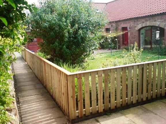 Garden Fencing Ideas cheap garden fencing ideas youtube Find This Pin And More On Fence