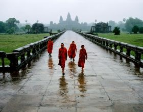 Angkor Wat | Steve McCurry