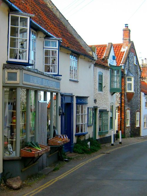 Ancient, Blakeney, Norfolk, England photo via chris