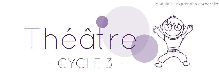 [Théâtre] Expression corporelle au cycle 3