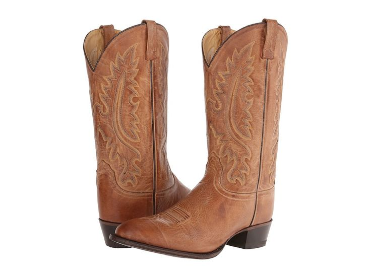 Old West Boots 5229 Cowboy Boots Tan Canyon
