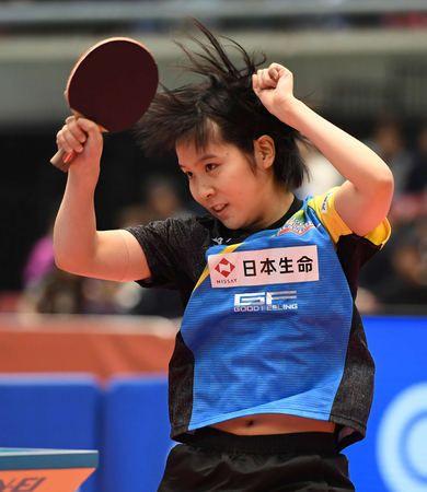 卓球・中国Sリーグが日本選手排除 平野ら参戦消滅