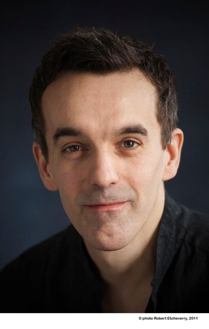 Yves Simard, Director/Playwright (Photo credit: Robert Etcheverry)