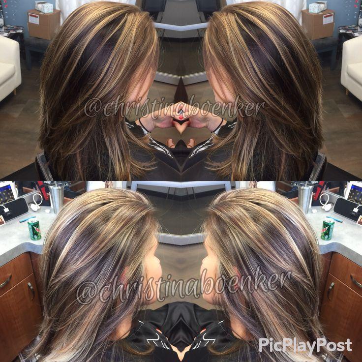119 best hair images on pinterest braids layered