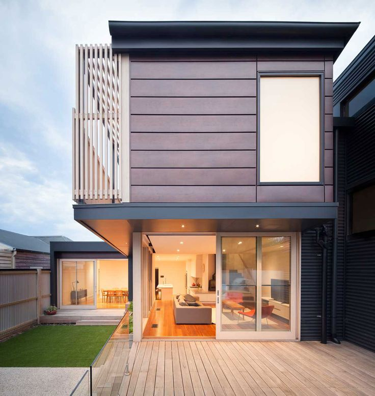 Chestnut Street Home In Melbourne, Australia