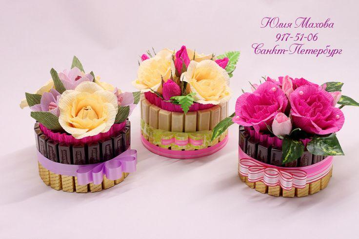 Gallery.ru / Фото #65 - Торты и тортики из шоколада. - MamaYulia