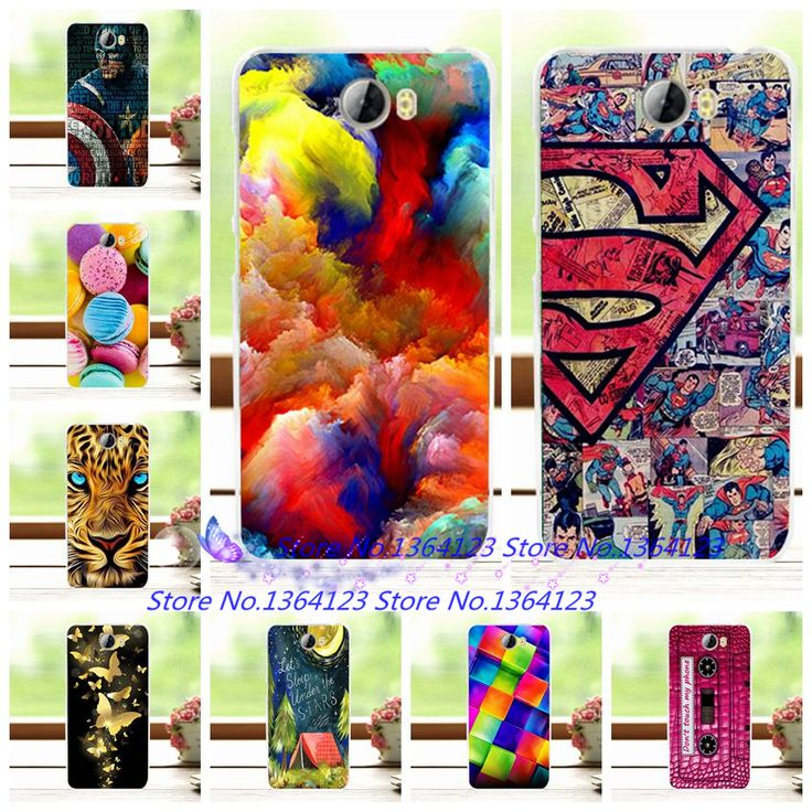 2016 Newest Lovely Hard Plastic Case For Huawei Y5 2 Y5II Huawei Y5 II Colorful Perfect Painted For Huawei Y5II 5.0 Fundas Capa