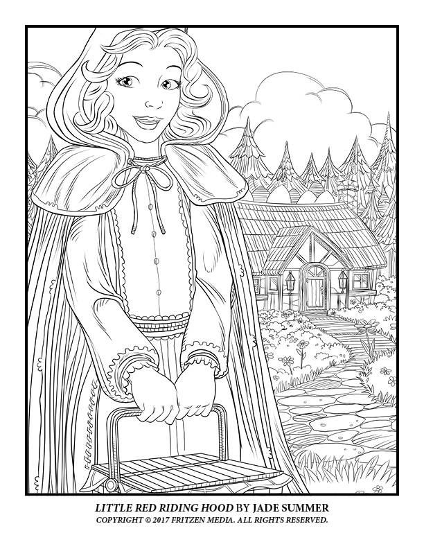375 best Fairy Tales images on Pinterest Coloring pages, Coloring - copy coloring pages of barbie a fashion fairytale
