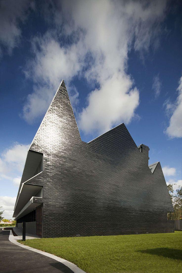 256 best Red Brick images on Pinterest | Architecture, Brick ...