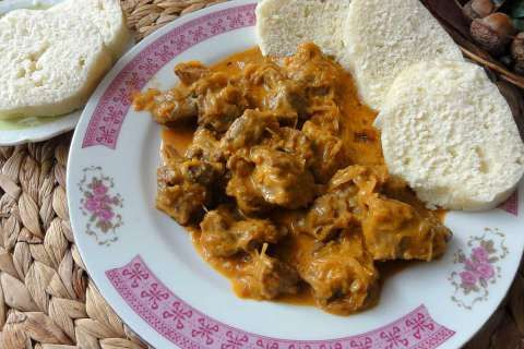 Jak uvařit sekulský (segedinský) guláš   recept