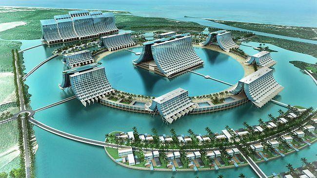 Aquis - but not as you know it: Sneak peek at redesigned $4.2 billion mega resort and casino at Yorkeys Knob