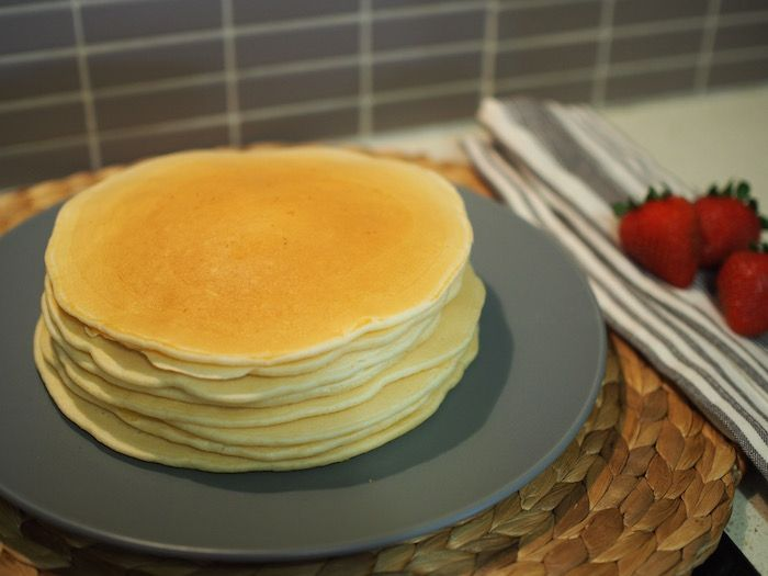 The perfect simple pancake recipe | Keep Calm Get Organised