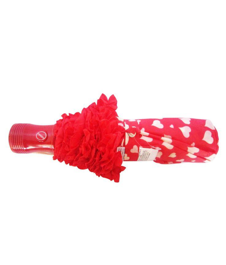 Avon Fendo AUTO OPEN 3 Fold Nylon Umbrella women