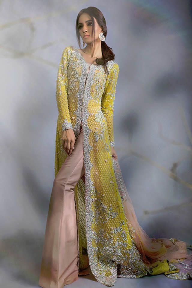 Pakistani Dresses Women Dresses Women's Fashion Pakistan Fashion, Fashion Collections Sana Safinaz Luxury Formal Wear Collection 2016