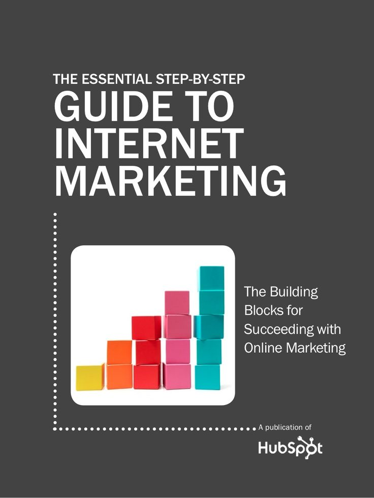 The Essential Step-By-Step Guide to Internet Marketing: Things that an internet marketer should know.
