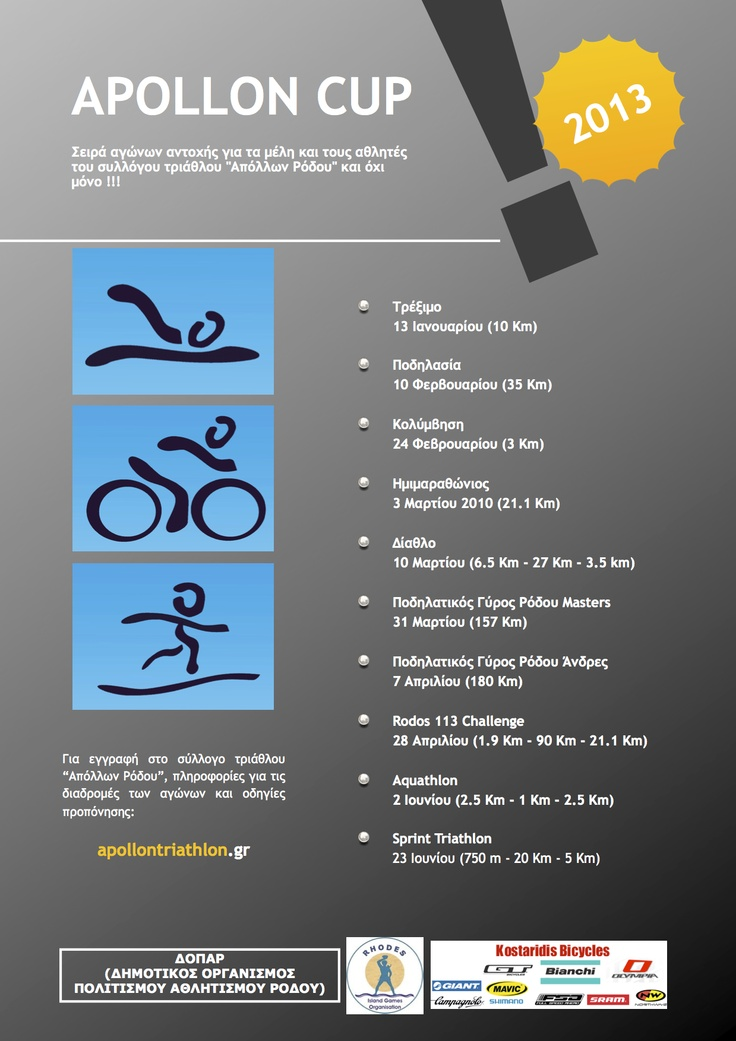 Apollon Cup Triathlon Club