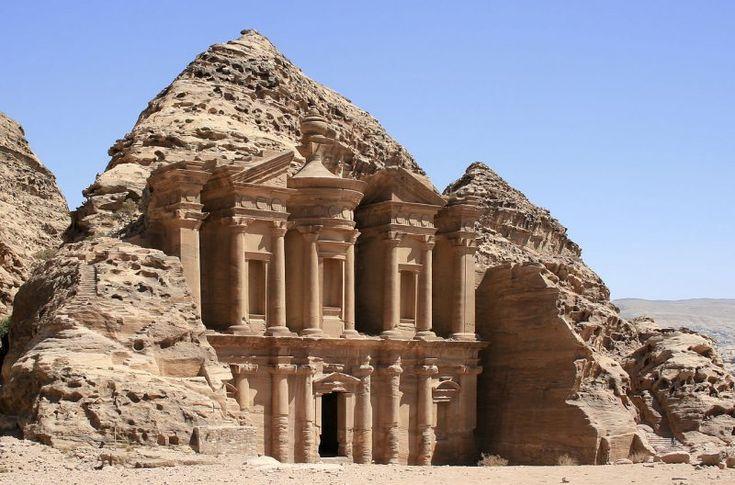 Monasterio de Petra, Jordan