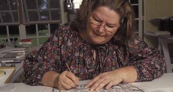 Epic Fail News Limited & The Australian. Words are power - to essentially call Colleen McCullough (b. 1/6/1937 - d. 29/1/2015) fat and ugly in her obituary is a disgrace :(