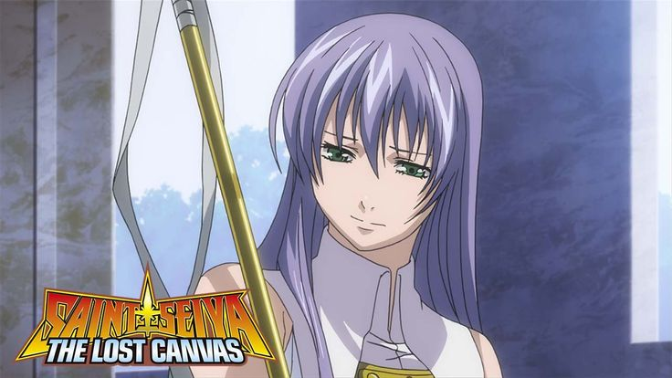 Saint Seiya: The Lost Canvas - Dieux et pions  - Episode 16