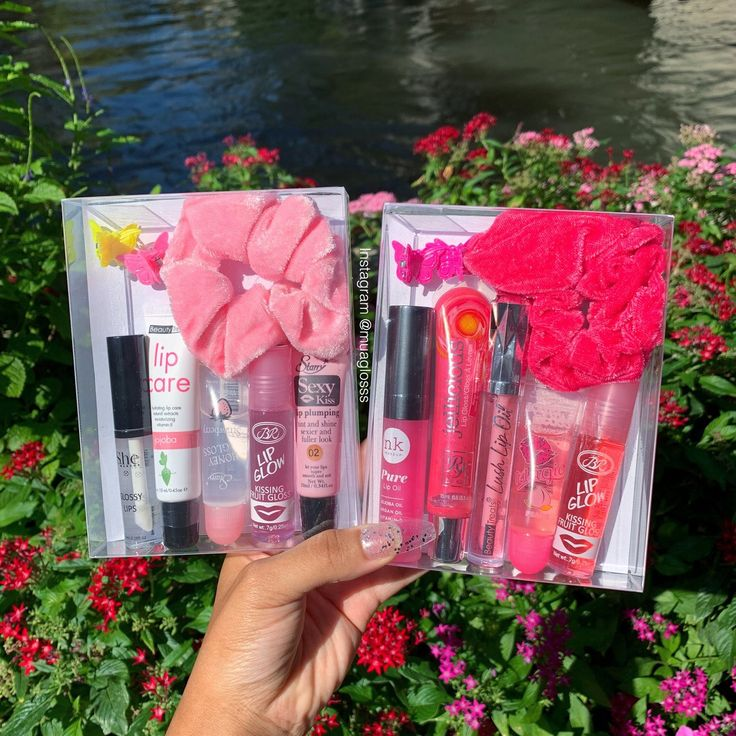 Colorful bundles in 2020 with images lip gloss
