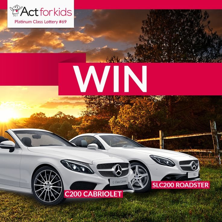 Get the chance to win this AMAZING prize. BUY TICKETS NOW!! https://aspirecharitygaming.com/act-for-kids-platinum-class-lottery-69/ … #actforkids #lottery #winner #WinBig