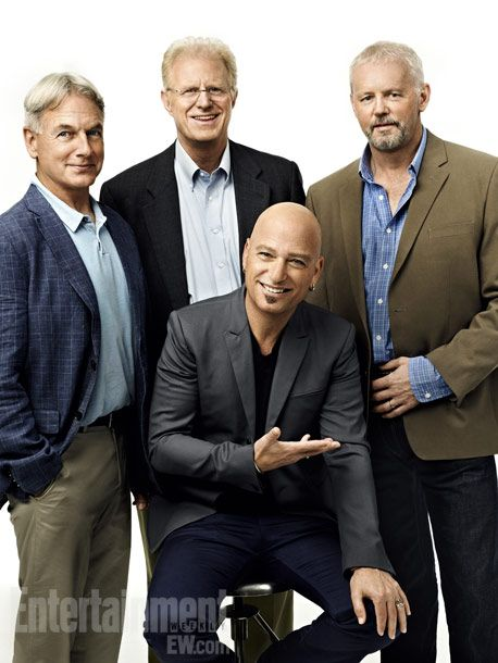 David Morse, Ed Begley Jr., ... | Mark Harmon, Ed Begley, Jr., Howie Mandel, and David Morse ''The writers loved messing with the characters, and I was never anything but excited by…