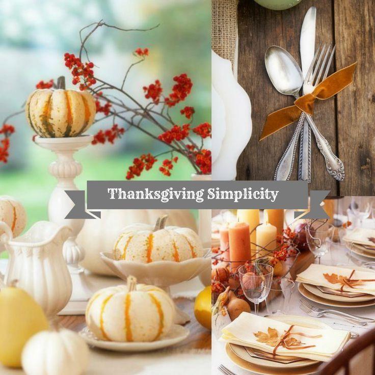 DESIGNCHICKEE BLOG   OG Design Studio   Thanksgiving Simplicity & Table Setting Ideas
