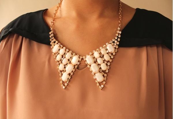 Diamond Collar