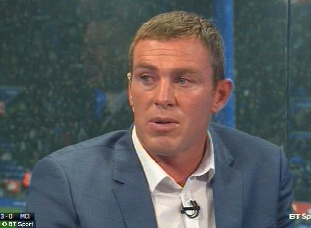 Richard Dunne was incredulous with what he saw from the Manchester City defence he used to lead as they were  Source