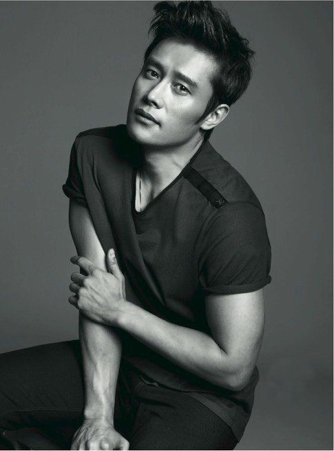 lee byung-hun model | Lee Byung Hun's Videos