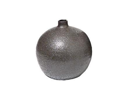 Globus Vase Colour: Gray Mist Size: Medium