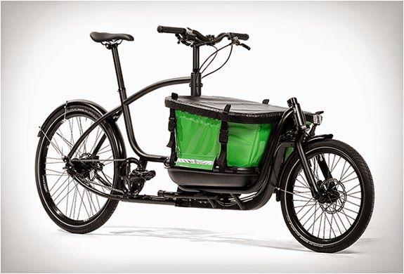 Kargo Bisikleti | DOUZE CYCLES | TeknOlsun