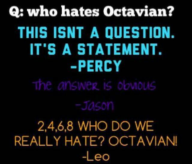Octavian :(