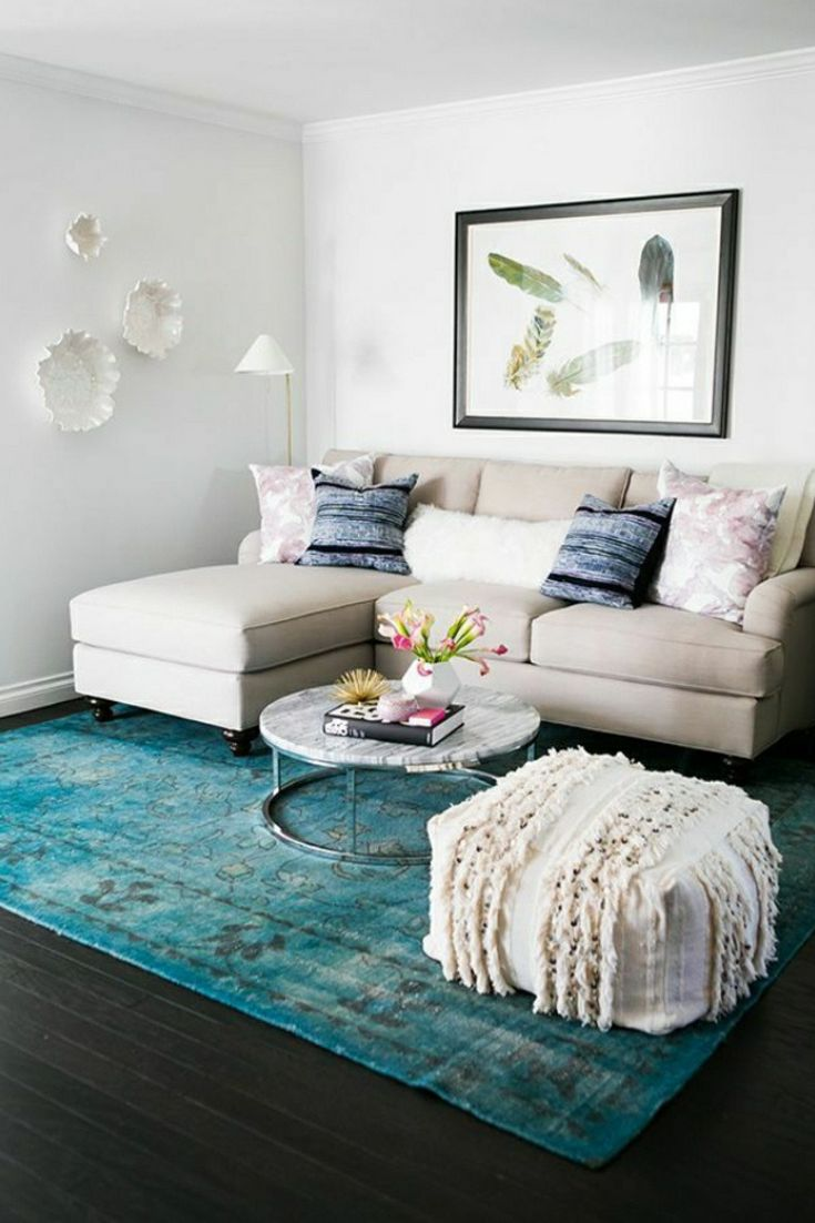 Best Small Living Room Design Ideas 2021 in 2020 | Small ...