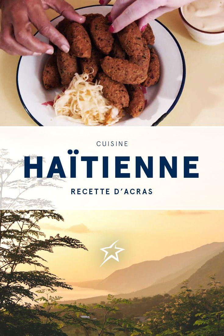 Cuisine Haitienne Recette D Acras Air Transat S Blog Experience