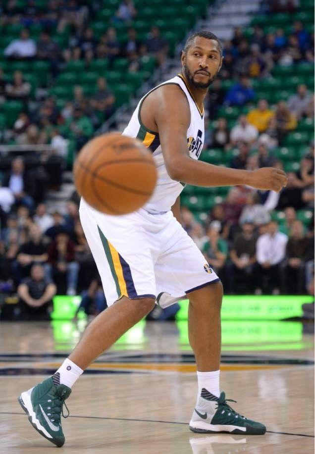 The Utah Jazz release Boris Diaw.