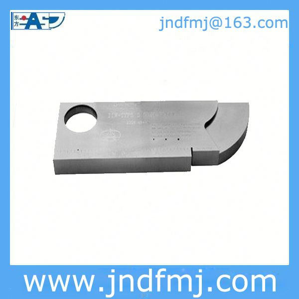 calibration block Type 2: USD125/pc,with your Logo Email: jndfmj@163.com