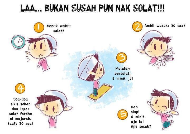 Mari solat :P