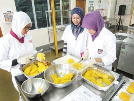 FOOD SCIENCE AND TECHNOLOGY: Making the cut - Learning Curve - New Straits Times (http://www.nst.com.my/channels/learning-curve/food-science-and-technology-making-the-cut-1.538732?cache=uuuxwtzuplog)
