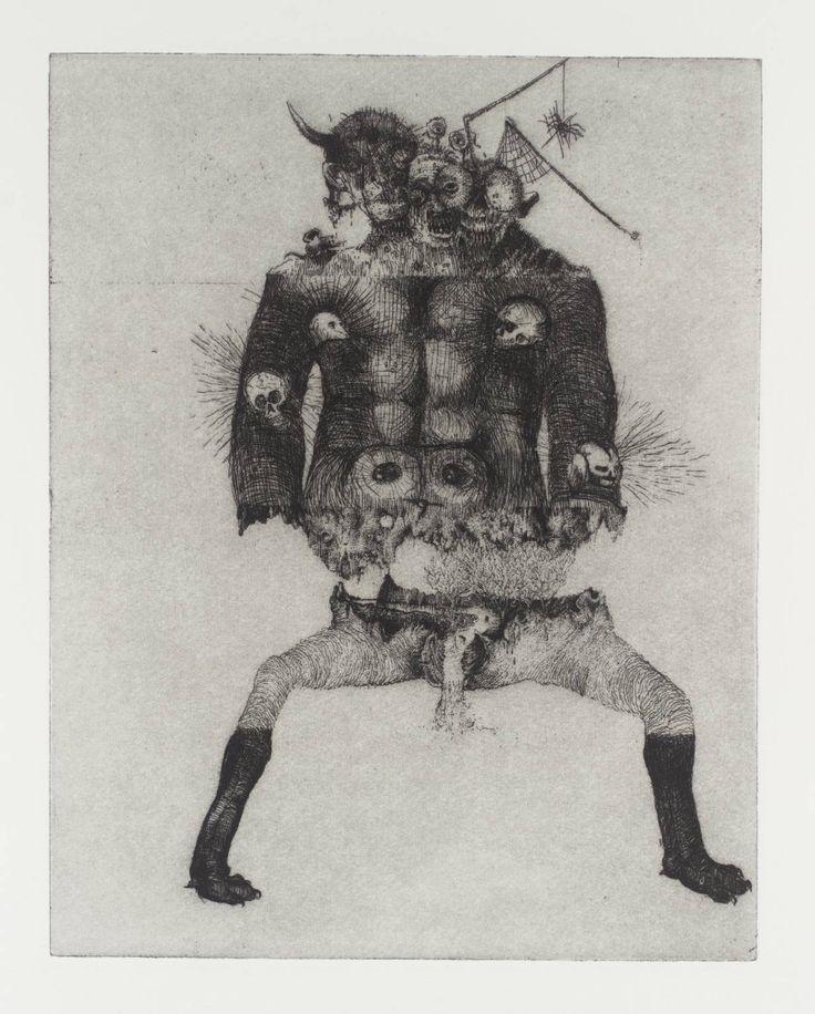 Jake Chapman, Dinos Chapman, Exquisite Corpse 2000