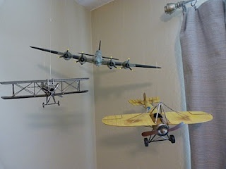 Will def need these for a plane themed nursery too :)