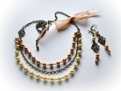 handmade by anca: perle