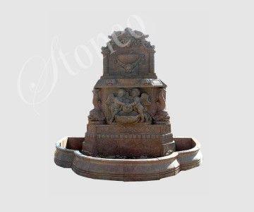 Cabrera - fontanna
